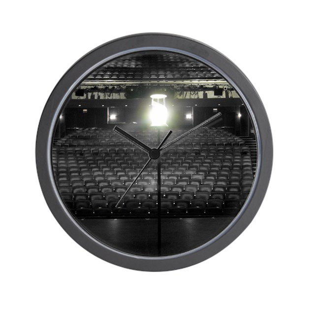 Ghost Light Wall Clock By Admin Cp23108853