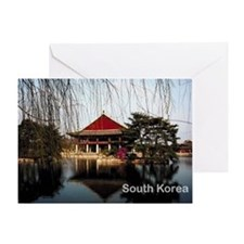 SouthKorea5 Greeting Card