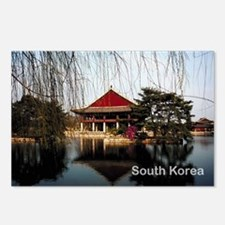 SouthKorea5 Postcards (Package of 8)