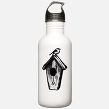 2-Birdhouse Water Bottle