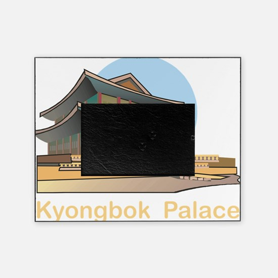 Kyongbok Palace1Bk Picture Frame