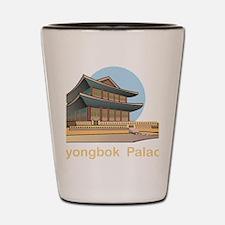 Kyongbok Palace1Bk Shot Glass