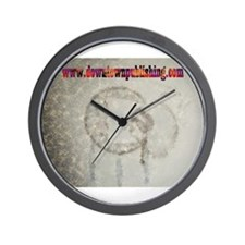 Americanized2 Native American Art Wall Clock
