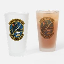 34_combat_training_sq Drinking Glass
