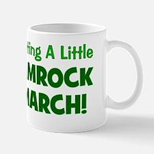expectingalittleshamrockinmarch Mug
