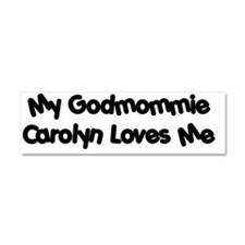 grandfatherwithme2 Car Magnet 10 x 3