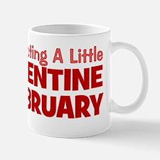 expectingalittlevalintineinfebruary2 Mug