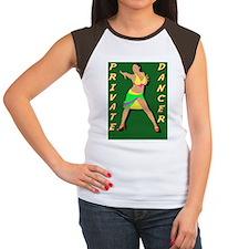 DWTS5 C-JOURNAL Women's Cap Sleeve T-Shirt