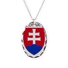 SlovakiaCoat1 Necklace
