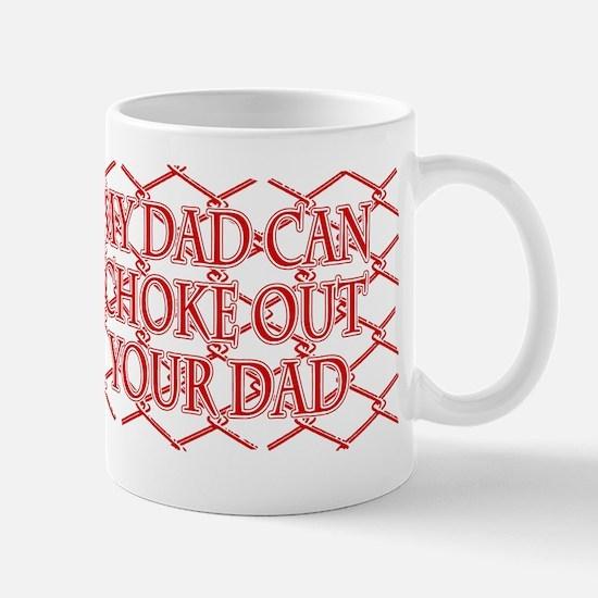 ChokeMyDad_Red Mug