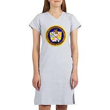 alexandria patch transparent Women's Nightshirt