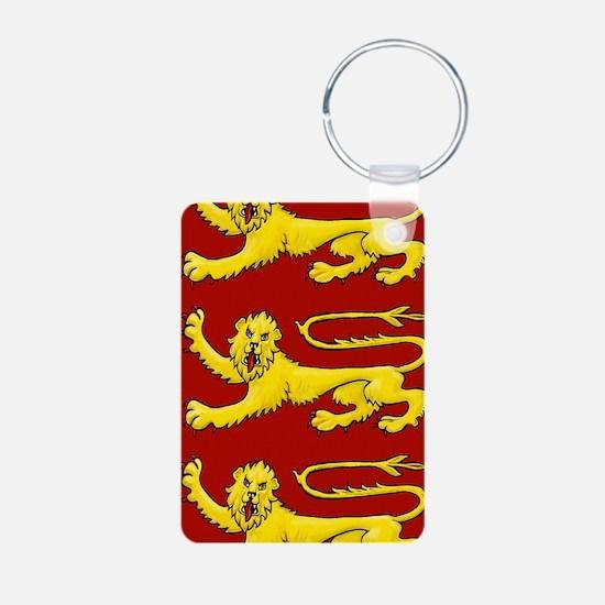 lion passant for cards etc Keychains