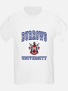 BURROWS University Kids T-Shirt
