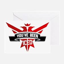 10x10_apparel_iced Greeting Card