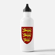 plantagenet shield Water Bottle
