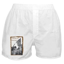 collateral damage Boxer Shorts