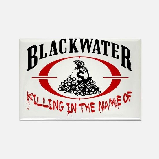 blackwater rev Rectangle Magnet