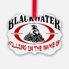 blackwater rev Ornament
