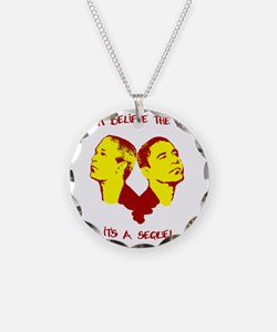 dont bel the hype Necklace