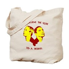 dont bel the hype Tote Bag