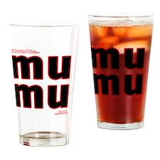 mumu Drinking Glass