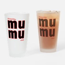 mumu Drinking Glass