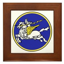 70th Fighter Squadron Framed Tile