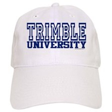 TRIMBLE University Baseball Cap