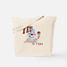 2-YetiBaby02 Tote Bag