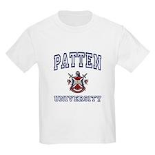 PATTEN University Kids T-Shirt