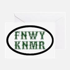 FenwayKenmore Greeting Card