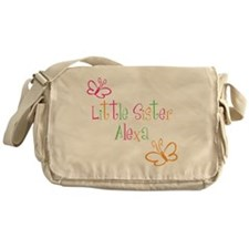 littleSisterAlexa Messenger Bag