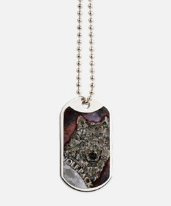 WolfPackPOSTER Dog Tags