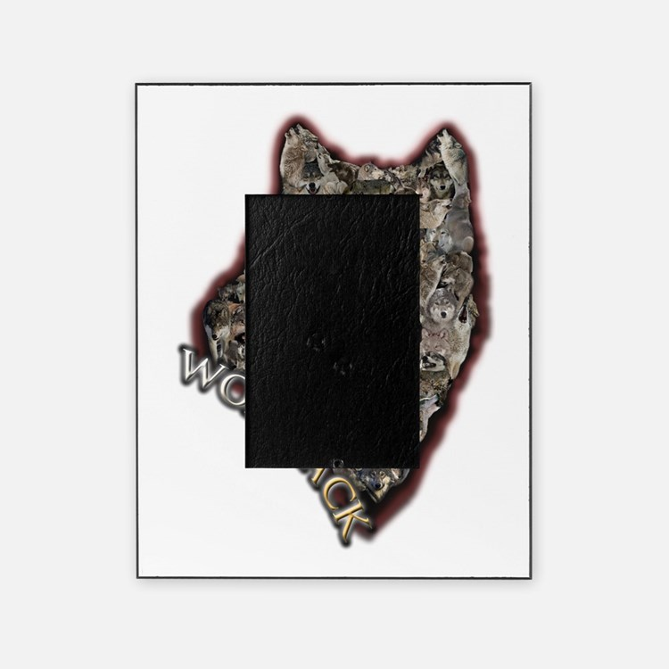 WolfPackCollageB10x10 Picture Frame