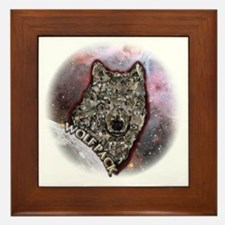 2-WolfPackCollageA10x10 Framed Tile