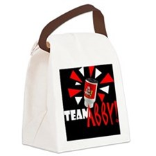 Team ABBY Canvas Lunch Bag