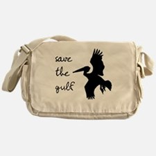pelecan-save Messenger Bag