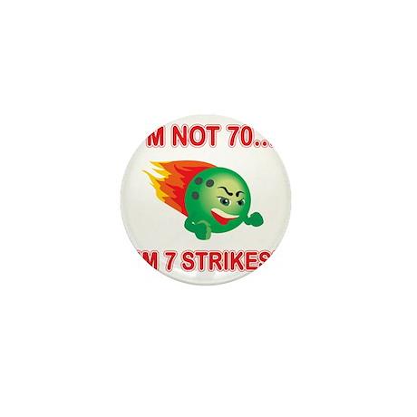 strikes70 Mini Button