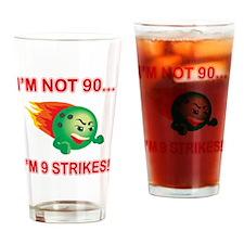 strikes90 Drinking Glass