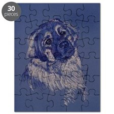 A Dog Understands Puzzle