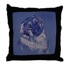 A Dog Understands Throw Pillow