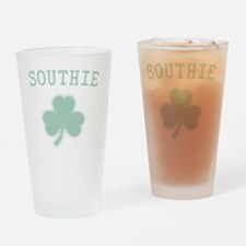 southie-irish Drinking Glass