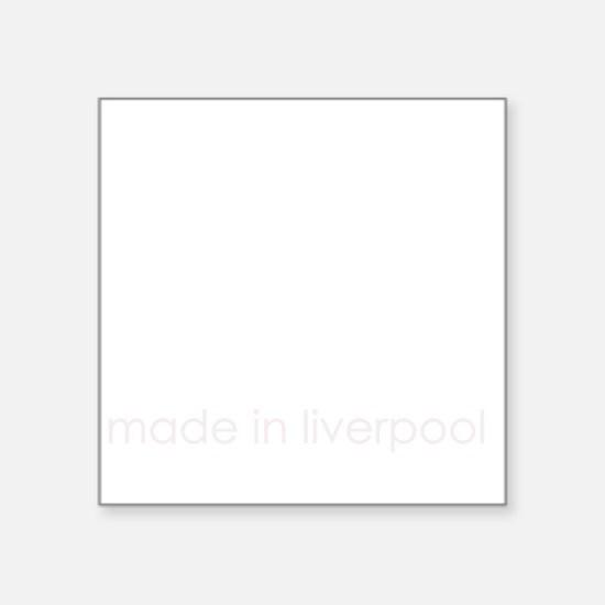 "3-madein copy Square Sticker 3"" x 3"""