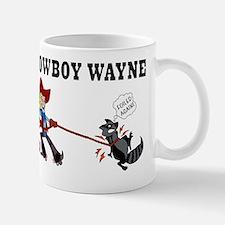 Cowboy Wayne Mug