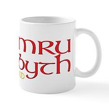 CelticProud_CymruAmByth_T10x10 Mug
