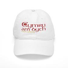 CelticProud_CymruAmByth_T10x10 Baseball Cap