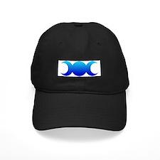 Blue Triple Goddess Baseball Hat