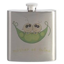 Mother of Twins, Boy/Boy Flask