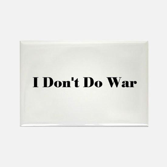 No War Rectangle Magnet (10 pack)