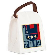 2012-noGOP Canvas Lunch Bag